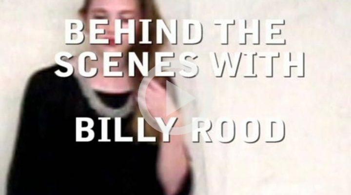HINTER den Kulissen: Billy rood