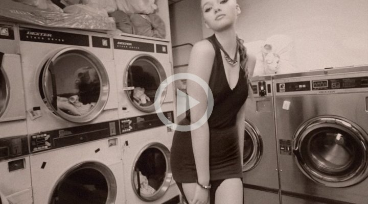 lavandería: Servicio de recogida de desechos nur: sesión de fotos: Otoño / invierno 2010 colección