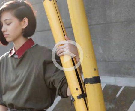 HACHIKO ft Kiko Mizuhara für die l ' UOMO VOGUE