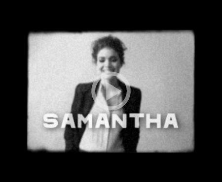 Samantha Drew   FORD-Modelle