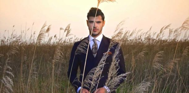 Mens Suits Fashion photo shoot