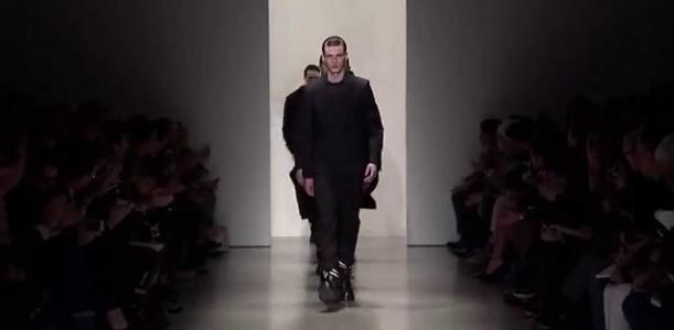Calvin Klein hombres de la colección de otoño 2015
