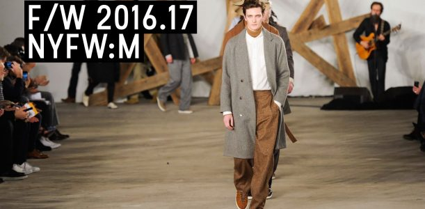 Billy Reid Herbst / Winter 2016-17
