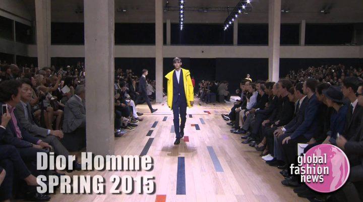 Dior Spring 2015 Herren Laufsteg
