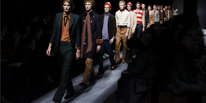 Gucci  Männer Herbst/Winter 2015-16