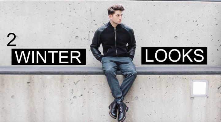 Männer Fashion Winter 2016 Lookbook