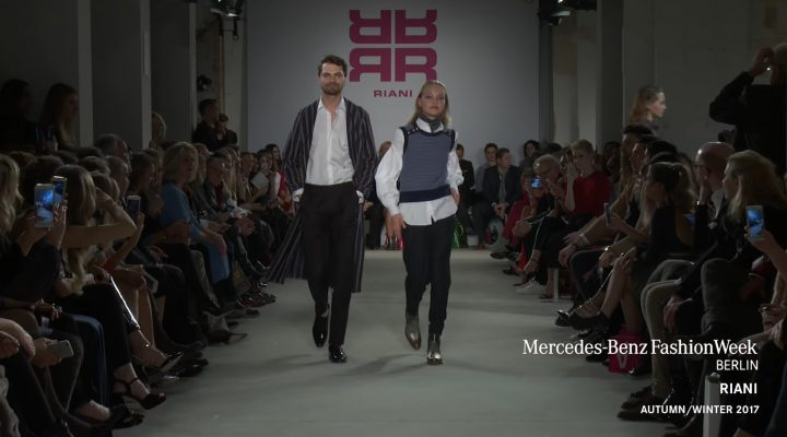 MERCEDES-BENZ – Herbst-Winter 2017 – Berlin Fashion Week