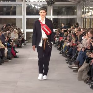 Suprême & Louis Vuitton – Fashion Week de Paris Hommes