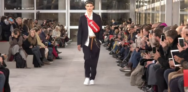 Supreme & Louis Vuitton – Paris Men's Fashion Week