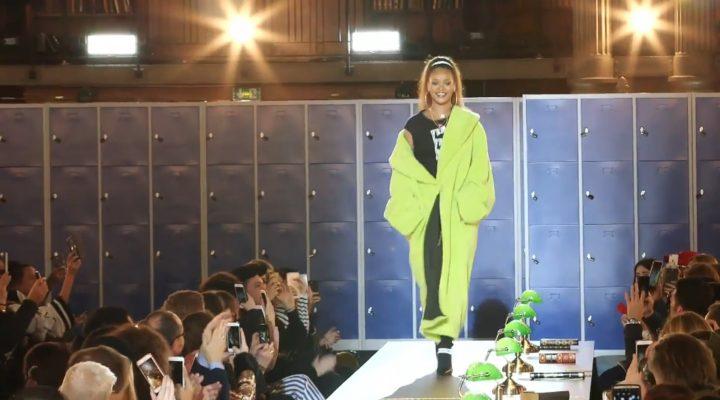 FENTY PUMA by RIHANNA – Paris Fashion Week – Herbst 2017
