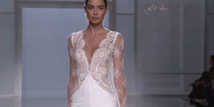 Rosa Clara – Barcelona, Semana de la Moda Nupcial 2017
