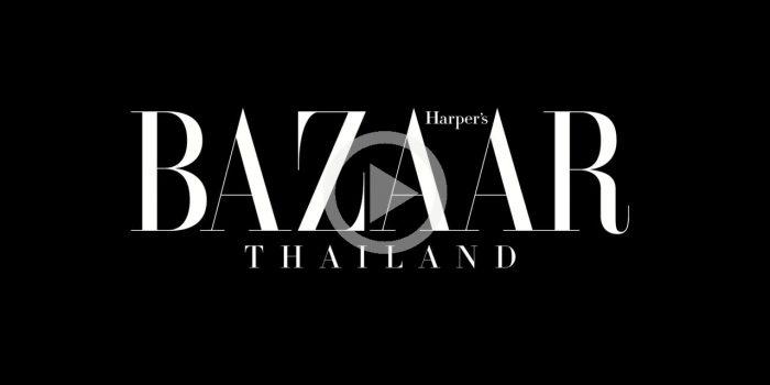 CHARLOTTE CAREY – Harpers Bazaar Thailand