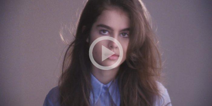 LILY JEAN, das Gesicht Russh Magazin
