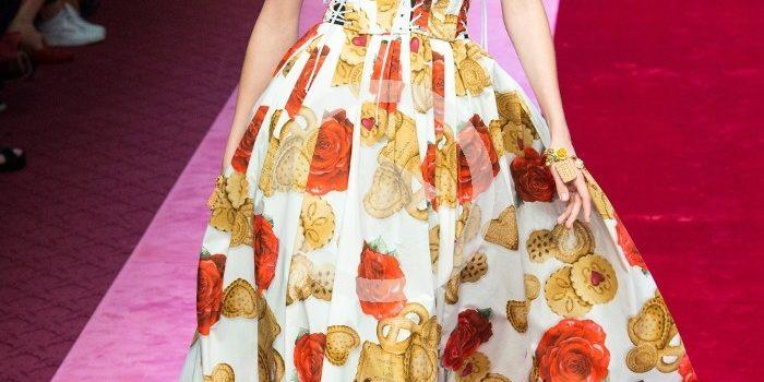Dolce & Gabbana Primavera-Verano Fashion Show 2018