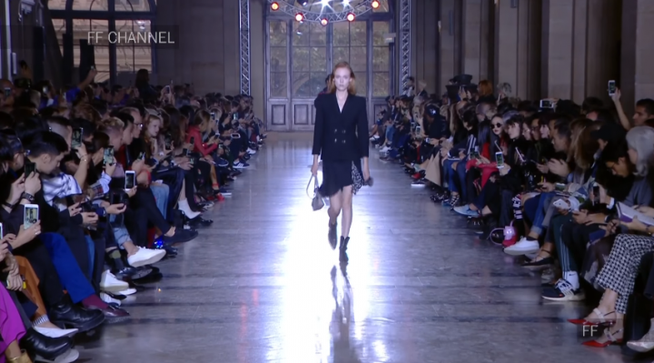 Givenchy, Men/Women Spring – Summer 2018, Clare Wraight Keller's debut