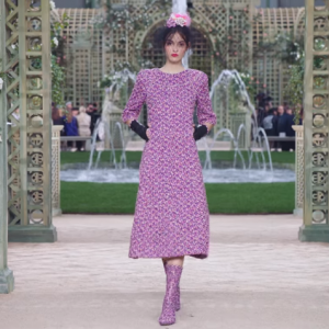 Chanel printemps – Été 2018, la collection parisienne