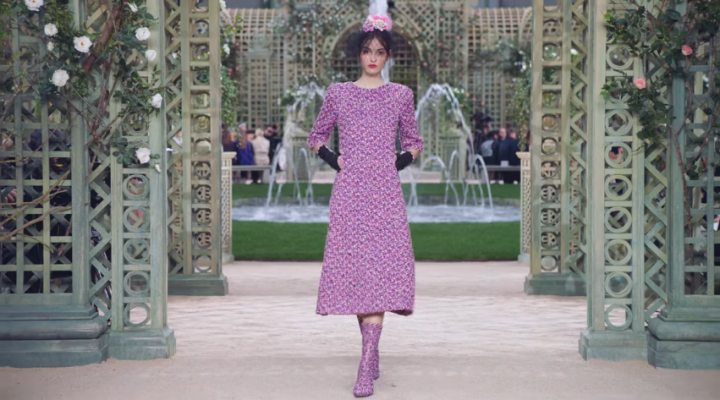 Chanel Spring – Summer 2018, the Parisian Collection