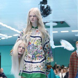 Gucci | otoño invierno 2018/2019 desfile de moda | Excluyendo