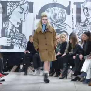 Miu Miu trae de vuelta los años 60 en la Paris Fashion Week