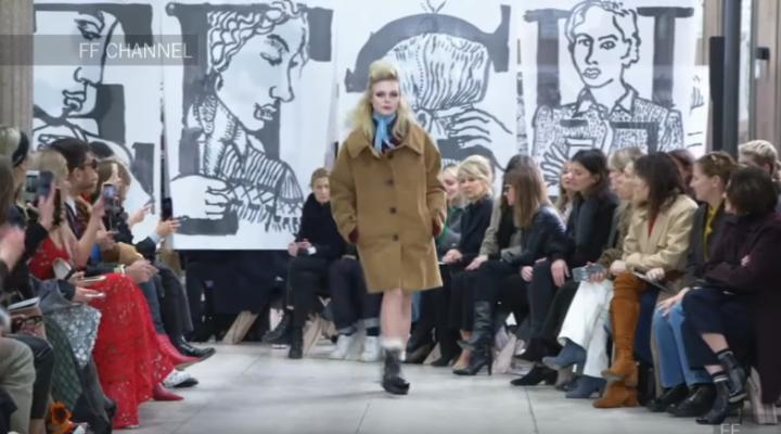 Miu Miu brings back the 60s at Paris Fashion Week