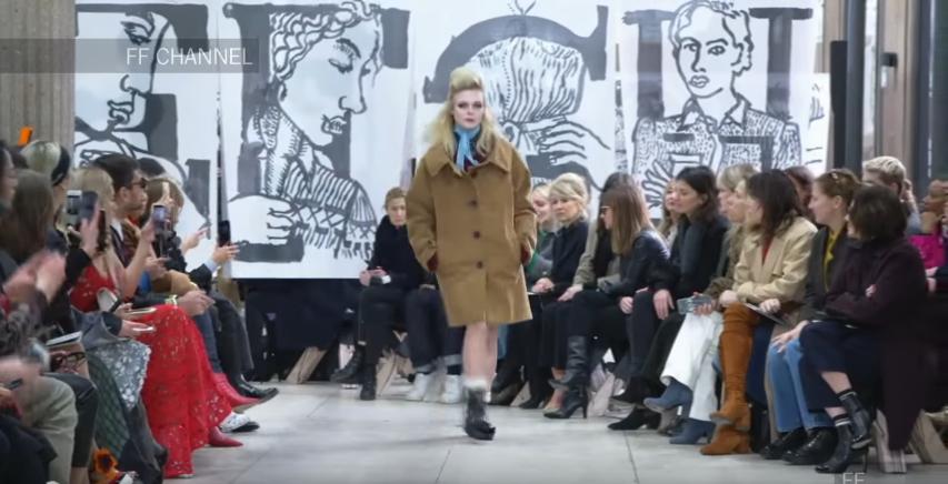 Miu Miu | Autunno inverno 2018/2019 Sfilata di moda completa | Esclusivo