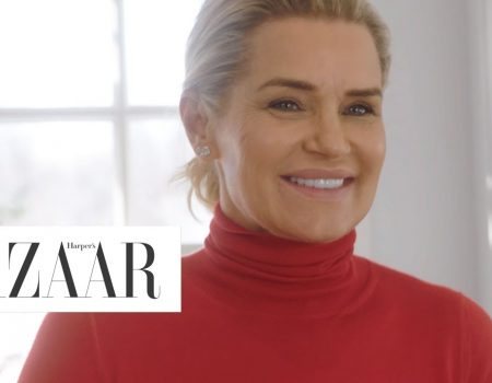 What eats Yolanda Foster? | Food diaries | Harper's BAZAAR