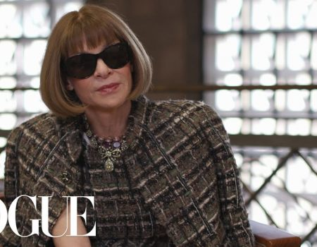 Anna Wintour shares her favorite moments from Paris Fashion Week