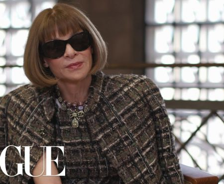Anna Wintour teilt ihre Lieblingsmomente aus Paris Fashionweek