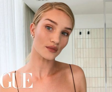 Rosie Huntington-Whiteley teilt ihre Beauty-Geheimnisse