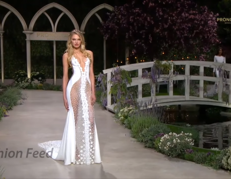 """En fleurs"" Sexy Pronovias Bridal Collection 2019"