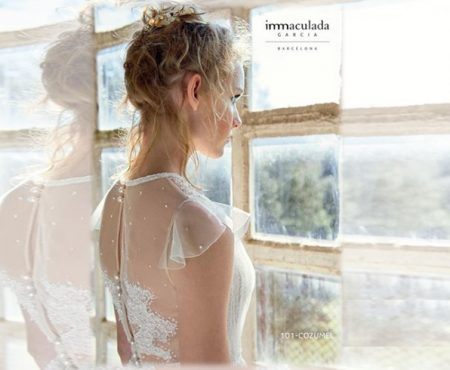 Ixchel The New Bridal Collection of Inmaculada Garcia
