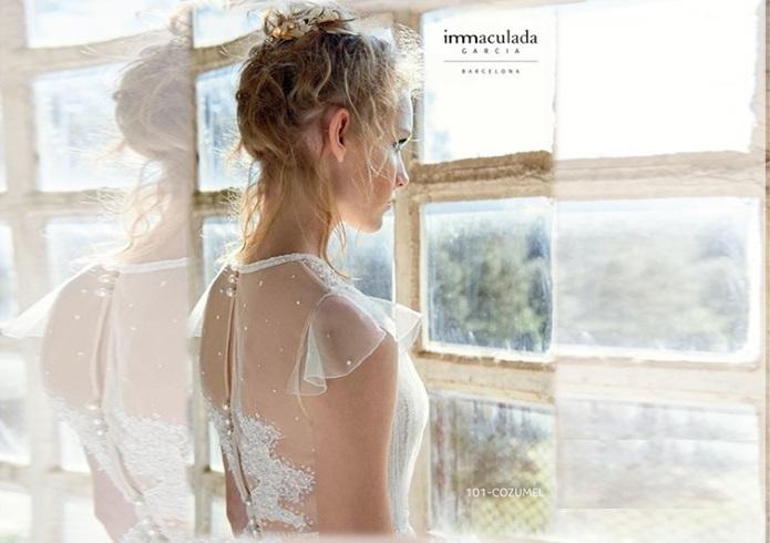 Ixchel Die neue Braut Sammlung von Inmaculada Garcia