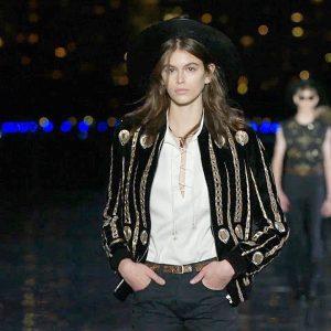 Saint Laurent Fall/Winter 2018 Menswear