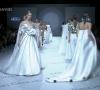 """""""Touché"""" Isabel Zapardiez's fencer Brides"""