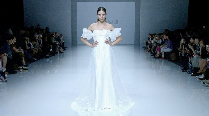 "<span lang =""en"">Chapter #FIVE, Bridal Collection by Simone Marulli</envergure>"
