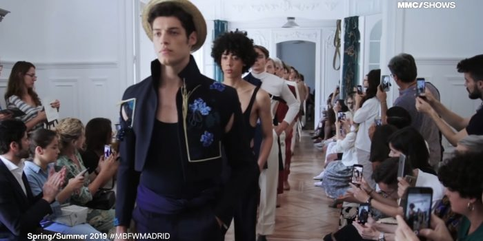 The Matador and the Fisherman. SS 2019 by Carlota Barrera