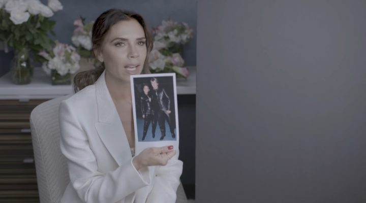 "<span lang =""en"">Victoria Beckham jokes about her Spice Girls outfits</span>"