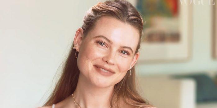 "<span lang =""en"">Behati Prinsloo detailed her day-to-day fresh-faced Beauty Regime</span>"