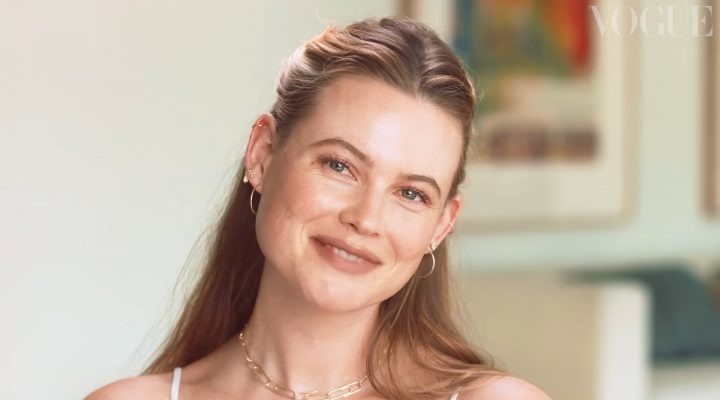 Behati Prinsloo detailed her day-to-day fresh-faced Beauty Regime