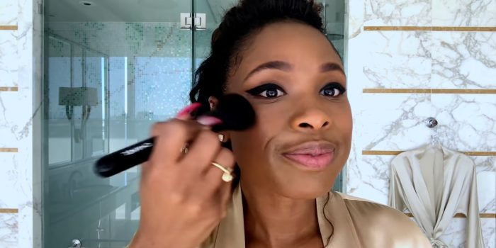 Jennifer Hudson Cat eye Secrets