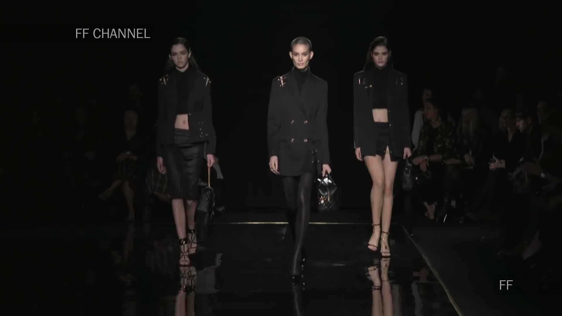 Versace Pre Fall 2019 von New York