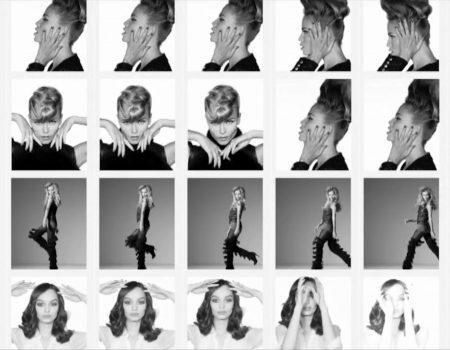 Espressioni facciali & Esempi di movimento