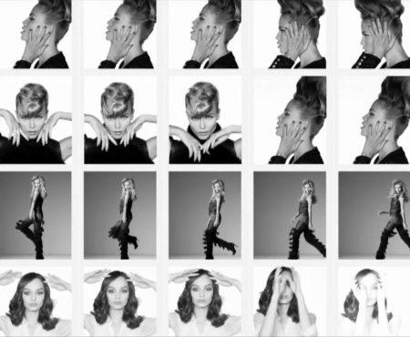 Gesichtsausdrücke & Bewegungsbeispiele